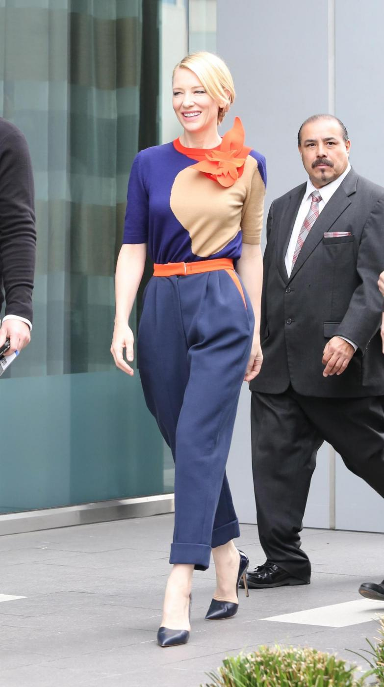Kate Blanchett, look impeccabile agli Spirit Awards12