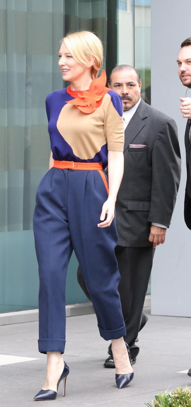Kate Blanchett, look impeccabile agli Spirit Awards13