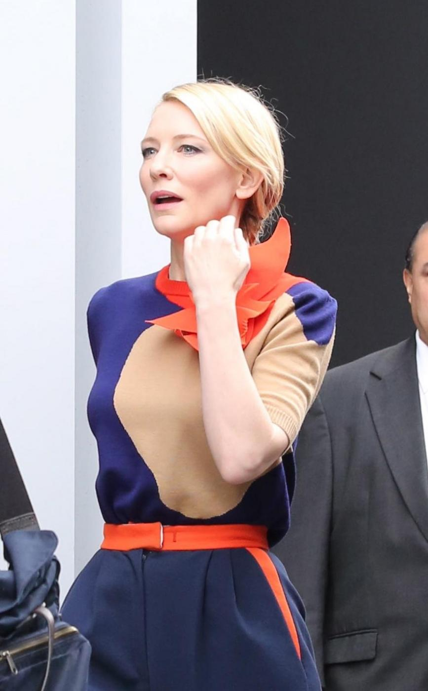 Kate Blanchett, look impeccabile agli Spirit Awards14