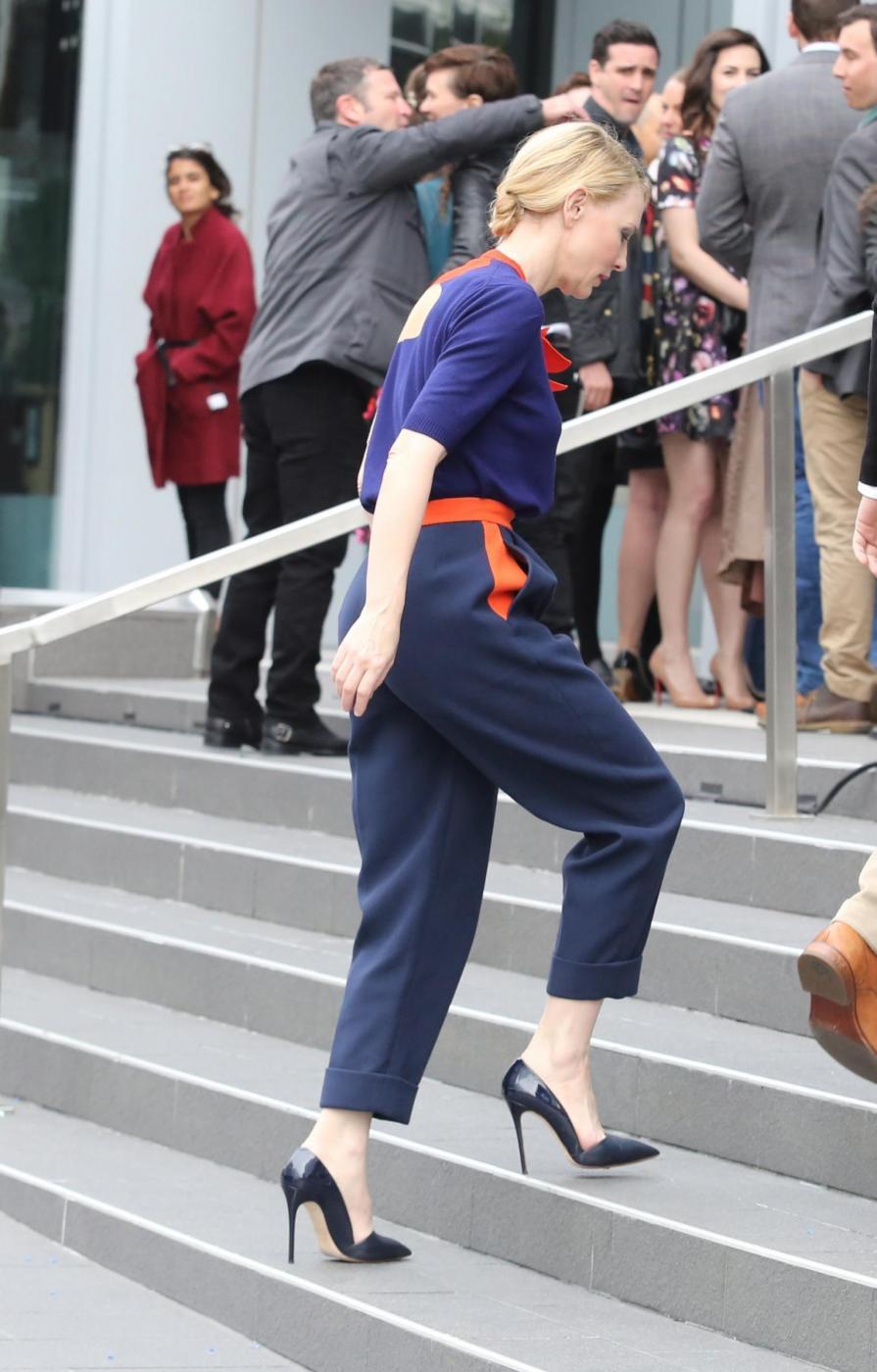 Kate Blanchett, look impeccabile agli Spirit Awards6