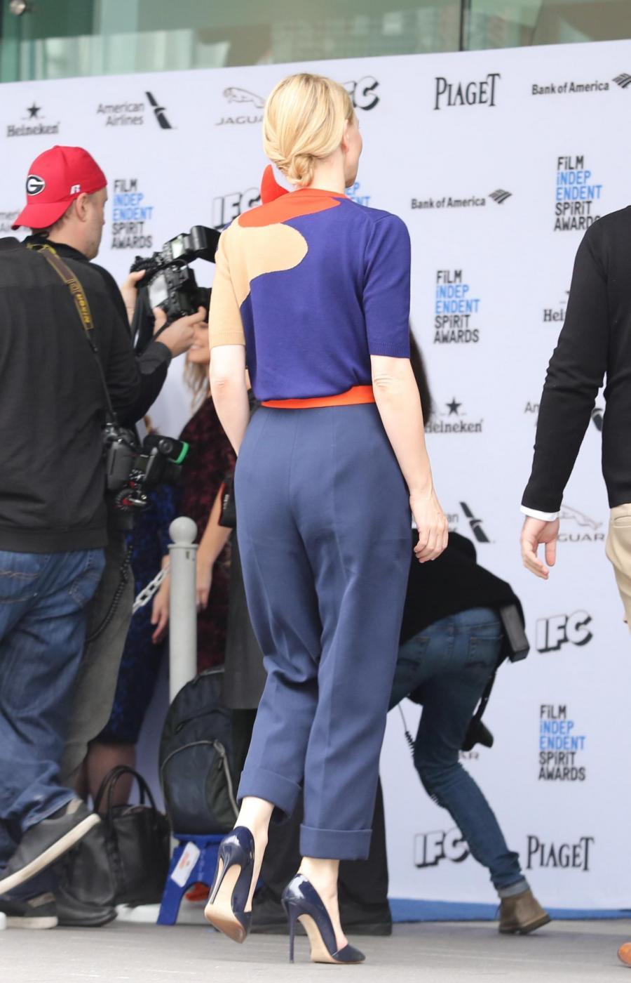Kate Blanchett, look impeccabile agli Spirit Awards2