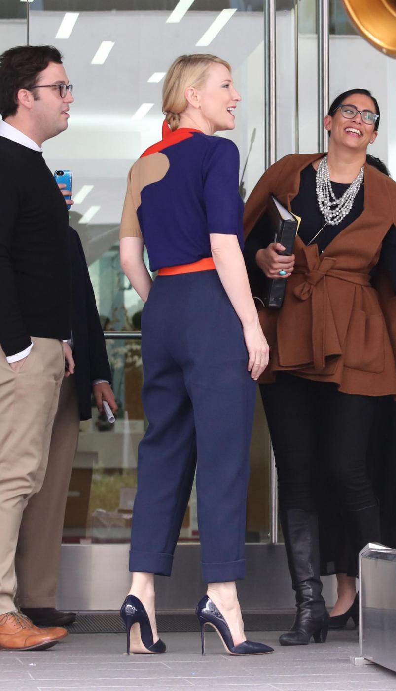 Kate Blanchett, look impeccabile agli Spirit Awards