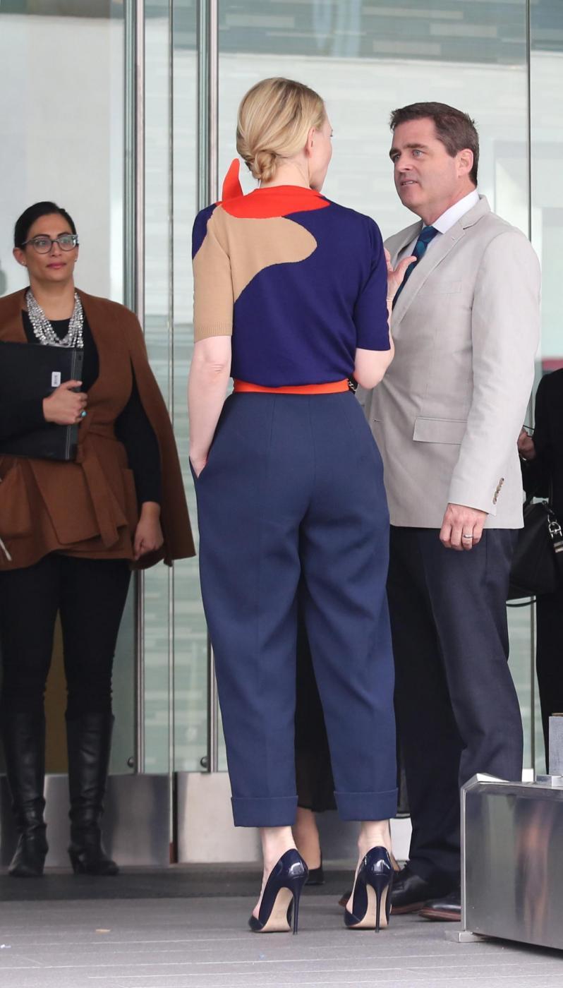 Kate Blanchett, look impeccabile agli Spirit Awards5