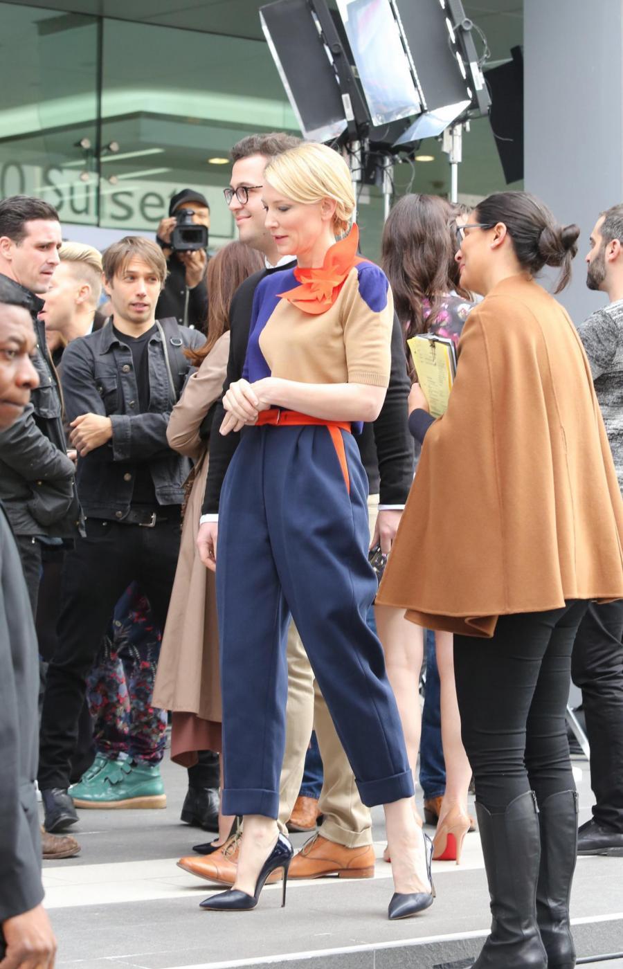 Kate Blanchett, look impeccabile agli Spirit Awards8