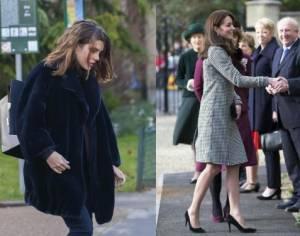 Charlotte Casiraghi, Kate Middleton: look invernali FOTO