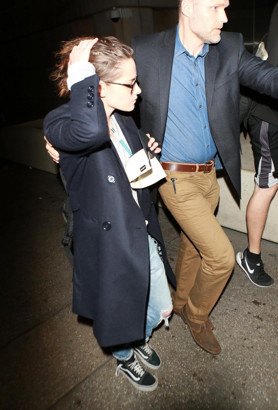 Kristen Stewart ancora con Alicia Cargile2