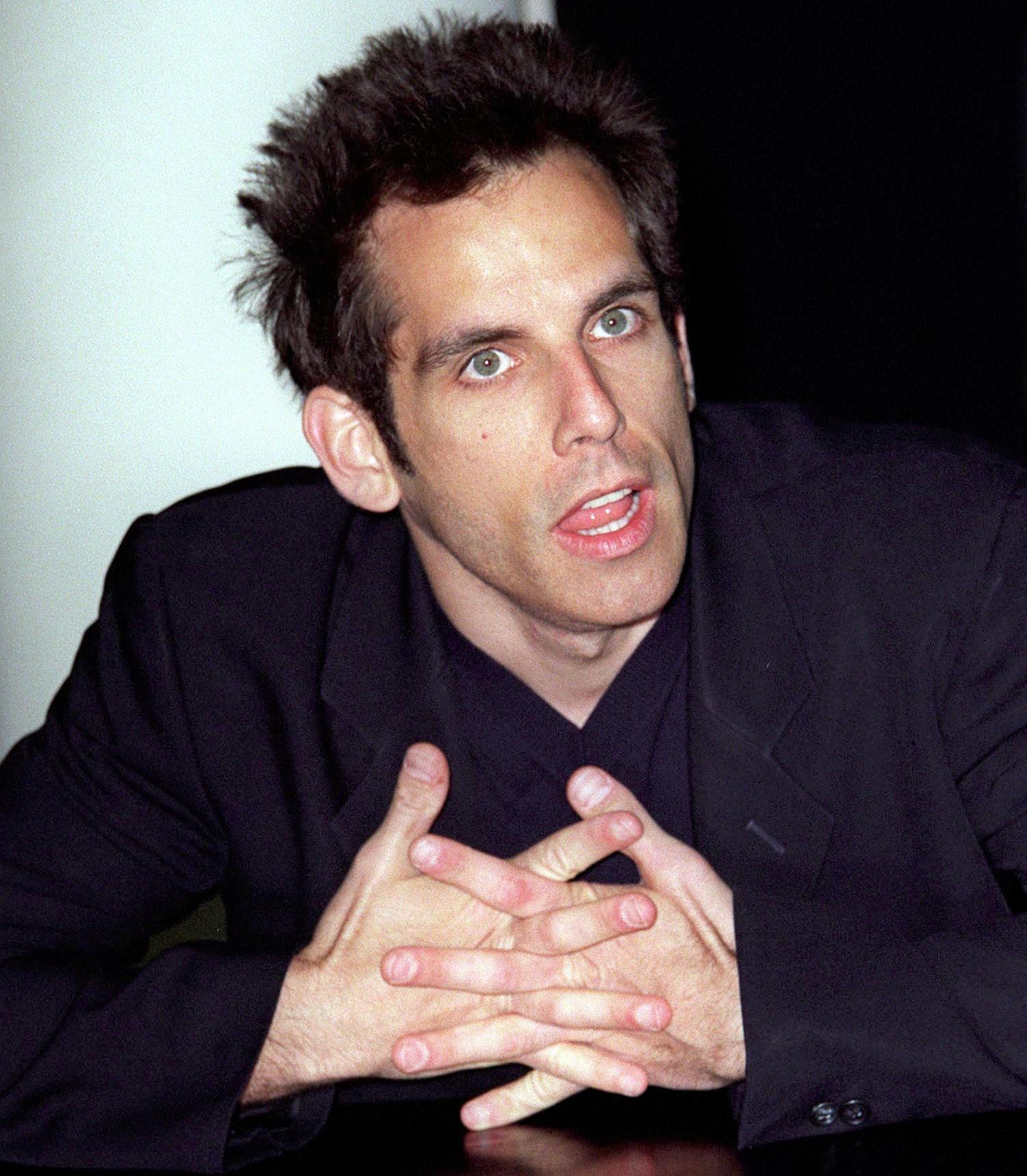 Ben Stiller FOTO com'era e com'è: vita privata e curiosità