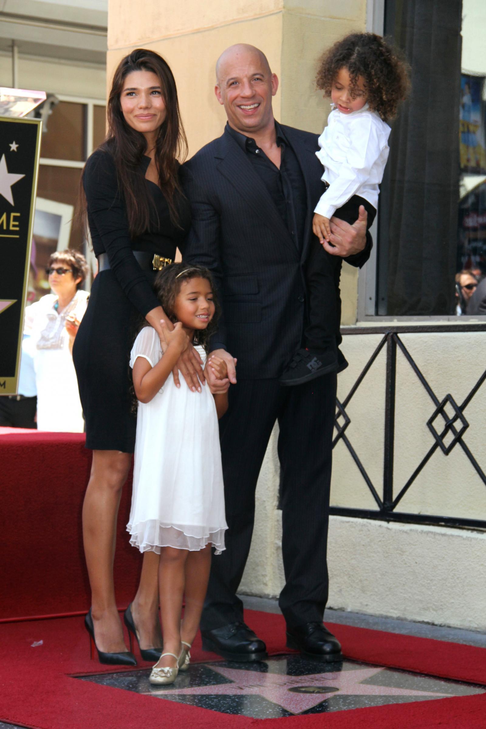 Vin Diesel: chi è Paloma Jimenez, compagna dell'attore FOTO