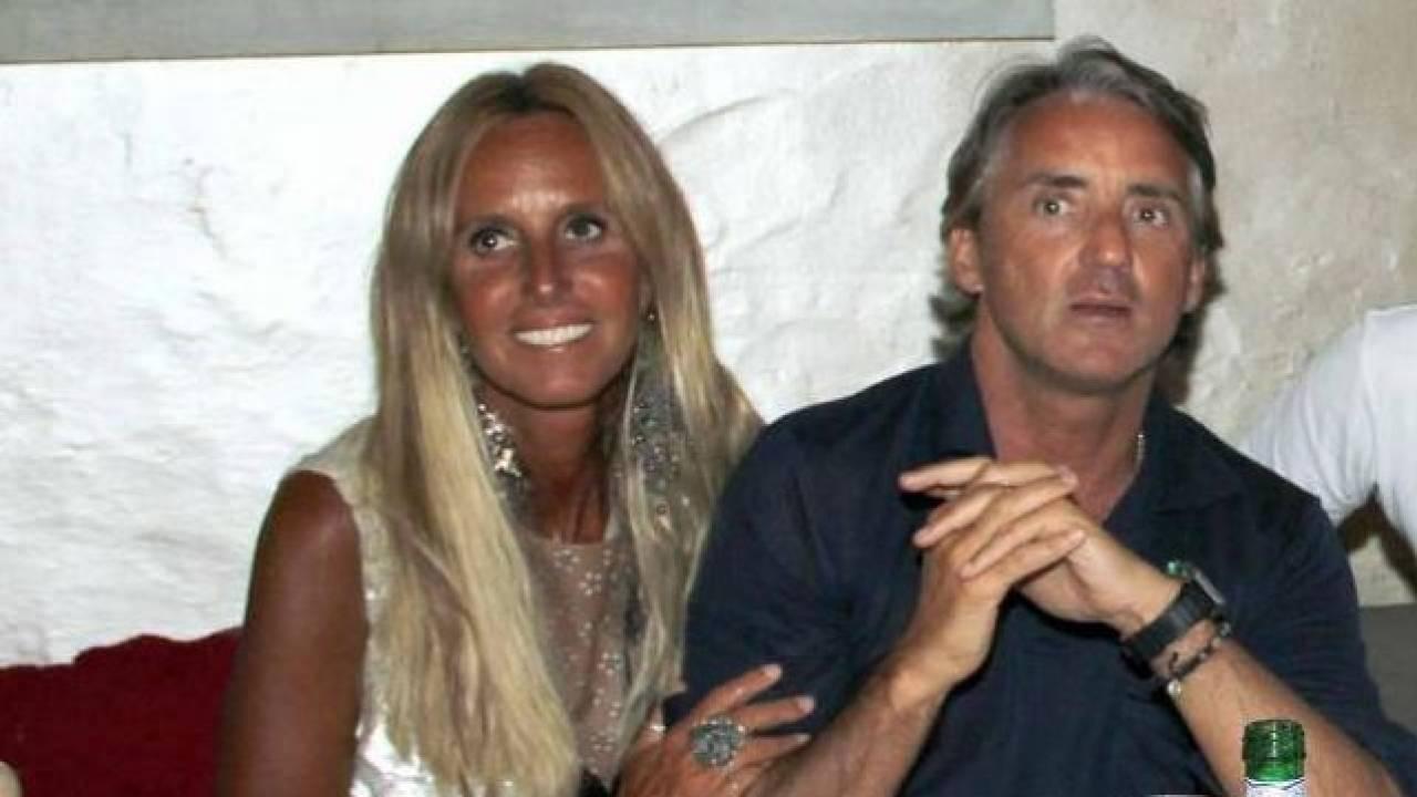 Roberto Mancini Vita Privata Figli Ex Moglie Curiosita Foto