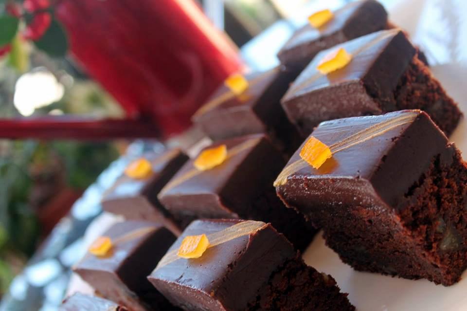 Tortine Cristina Cioccolato e Arancia