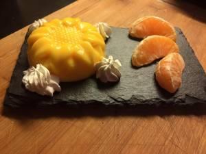 Bavarese al Mandarino
