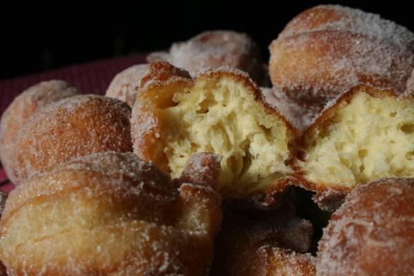 Speciale Carnevale: Castagnole senza glutine