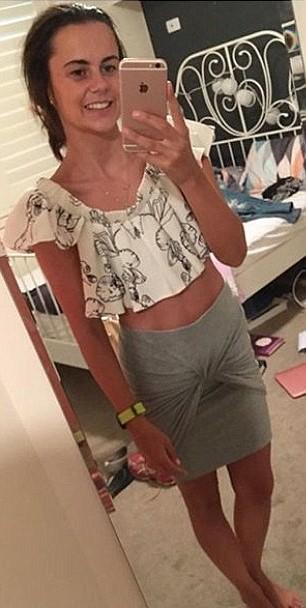 Anoressica ora è guarita sul blog FOTO prima e dopo11