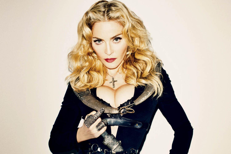 Madonna, bloccata vendita all'asta delle sue mutande