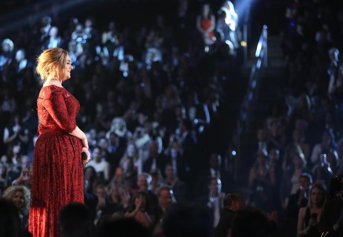 Selena Gomez, Adele, Taylor Swift ai Grammy FOTO