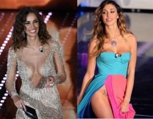 Madalina Ghenea-Belen Rodriguez: look a confronto FOTO