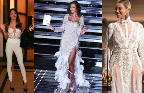 Beyoncé, Martina Stoessel, Madalina Ghenea: look total white FOTO