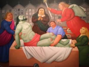 Scostumista: Botero-Via Crucis al Palazzo delle Esposizioni