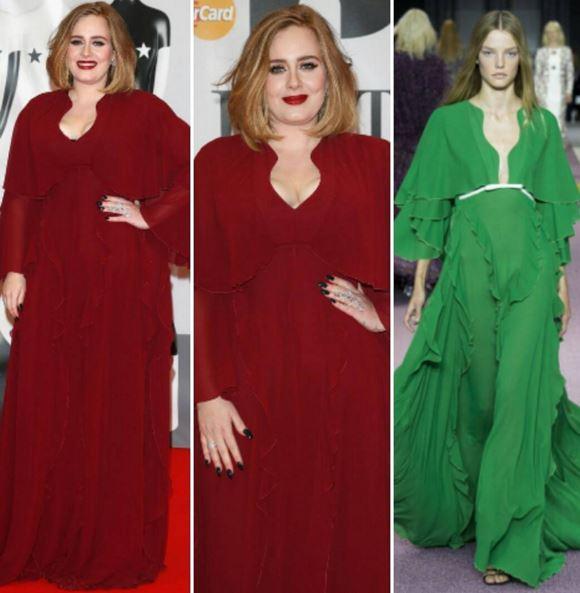 Adele, Rihanna, Lana Del Rey ai Brit Awards 2016 FOTO