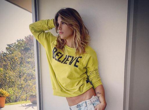 Elisabetta Canalis troppo magra: foto su Instagram preoccupa...