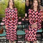 Charlotte Casiraghi e Brie Larson: look Gucci a confronto FOTO