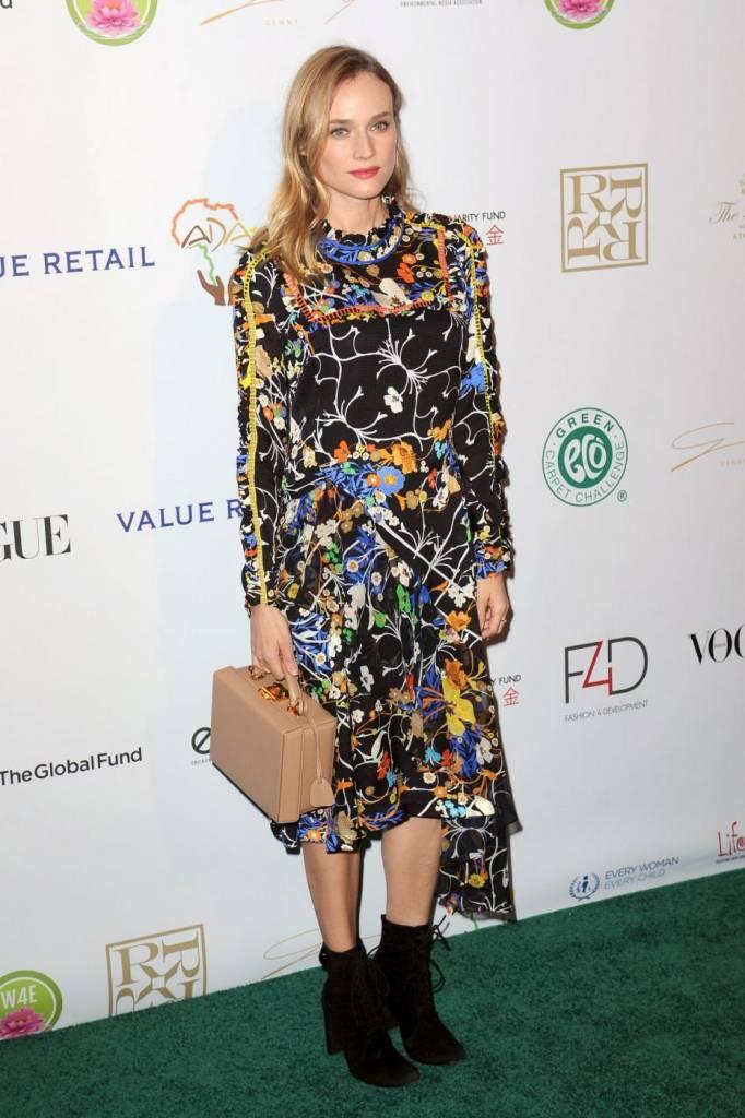 Diane Kruger (attrice Troy) chi è il fidanzato Joshua Jackson FOTO