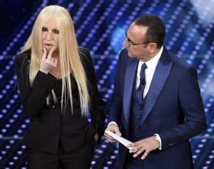 "Donatella Versace-Virginia Raffaele: ""Imitazione è stata…"" VIDEO"