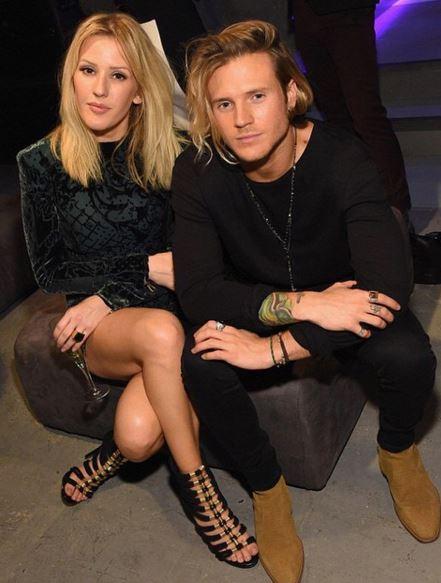 Ellie Goulding, chi è Dougie Poynte, fidanzato della cantante FOTO 6