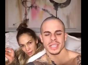 Jennifer Lopez struccata: nel VIDEO è irriconoscibile