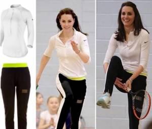 Kate Middleton, look sportivo: si allena in palestra FOTO-VIDEO