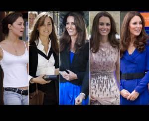 Kate Middleton look: l'evoluzione del suo stile FOTO e VIDEO