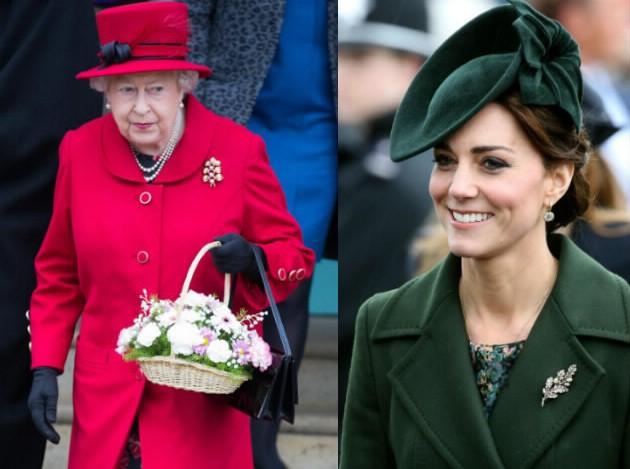 sconto fino al 60% carino economico offrire FOTO Kate Middleton: criticata dal popolo inglese
