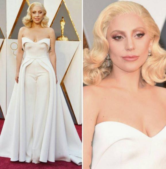 Lady Gaga, Kate Winslet, Jessica Alba agli Oscar 2016 FOTO