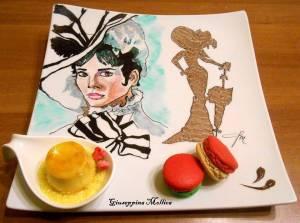 Impiattiamo l'Arte: Macarons con Crema e Creme Caramel | VIDEO