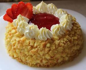 Mimosa Cheesecake... Dedicata a tutte le donne