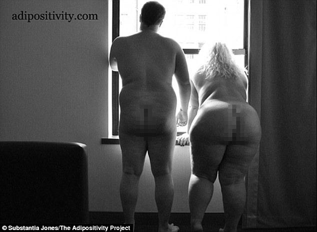 """""""Coppie over size e gay degne di amare"""": FOTO """"Adipositivity""""2"""