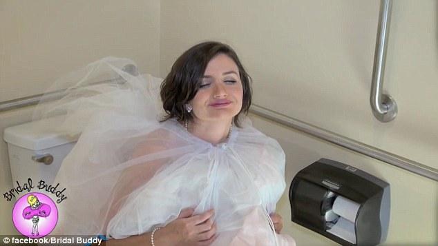 Bridal Buddy, sottoveste per abito sposa serve per6