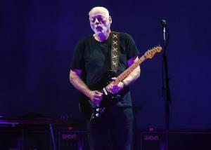 David Gilmour canterà al Circo Massimo: ecco le date