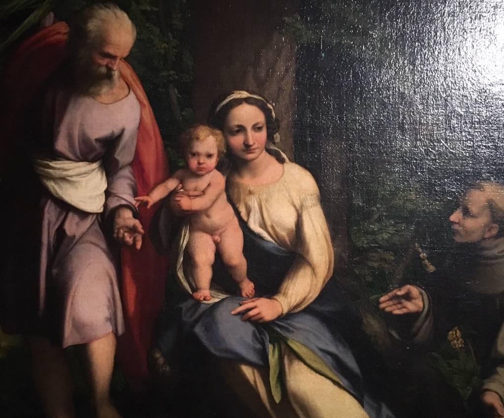 Scostumista: Correggio e Parmigianino a Scuderie del Quirinale