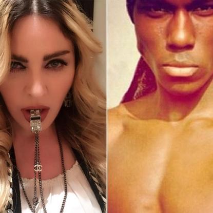 Madonna, nuovo toyboy è Aboubakar Soumahoro