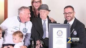 Yisrael Kristal ha 112 anni3