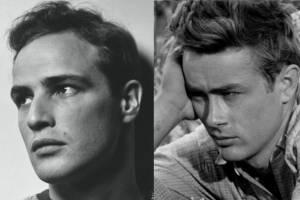 James Dean e Marlon Brando avevano una relazione violenta