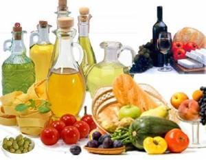 Dieta mediterranea: olio, pomodoro, vino... Usa batte Italia