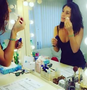 Elisa Isoardi senza trucco su Instagram LA FOTO