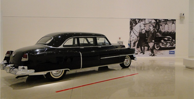 Evita Peron, Limousine 1951 all'asta4