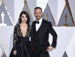 "Tom Hardy, retroscena imbarazzante agli Oscar: ""Mia moglie..."""