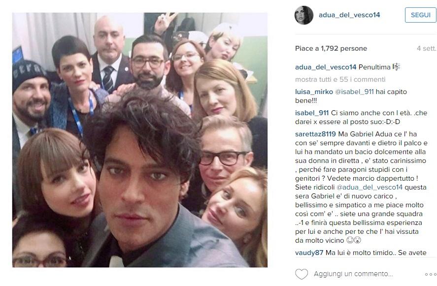 Gabriel Garko, chi è la fidanza Adua del Vesco FOTO