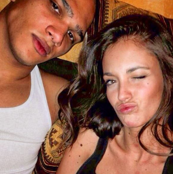 Gracia De Torres, chi è Rio Sandri, fidanzato della modella FOTO