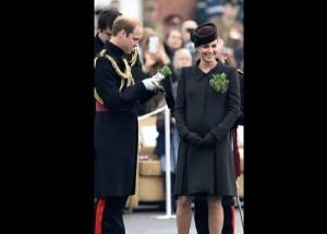 Kate Middleton non va alla parata di San Patrizio perchè...stanmca
