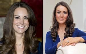Kate Middleton, sosia ufficiale Heidi Agan guadagna...
